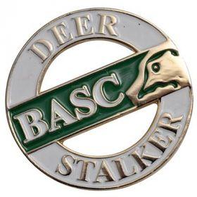 BASC Deer Stalker Badge