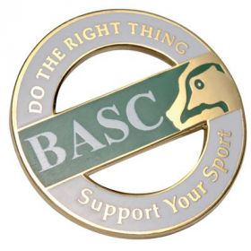 BASC Do The Right Thing Badge