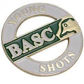 BASC Young Shots Badge