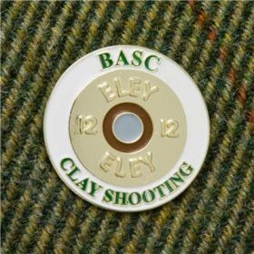 BASC Clay Shooting Badge