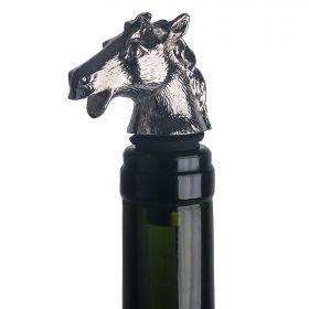 Drip Free Bottle Stopper / Pourer Horse