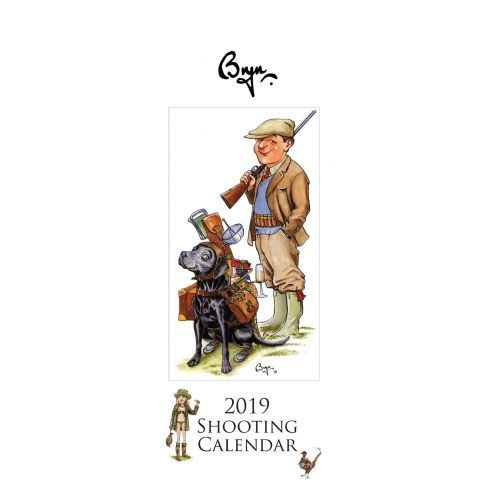 2019 Bryn Parry Shooting Calendar