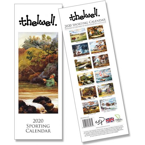 2020 Calendar Thelwell