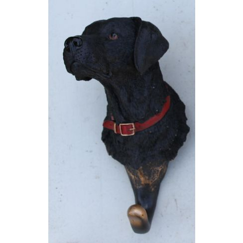 Labrador Head Hangup Black