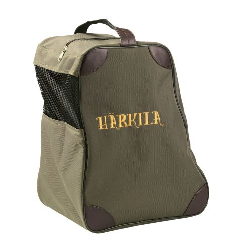Harkila Boot Bag Dark Green