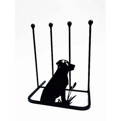 Labrador 2 pair boot rack