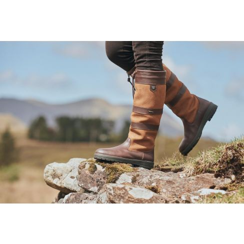 Dubarry Galway Regular Fit Boots - Brown
