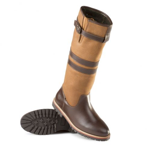 Alan Paine Ladies Tall Leather Boots
