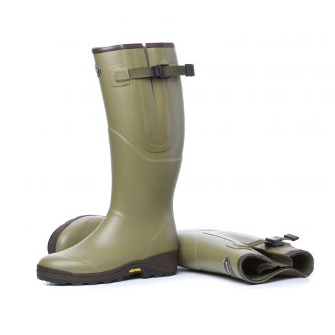 Invicta Buckle Wellingtons