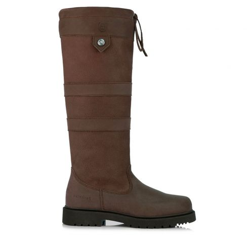 Dakota Leather Waterproof Boot Brown