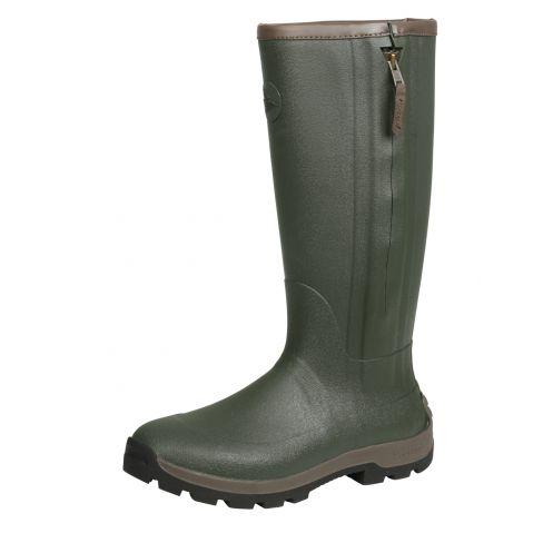 Noble Zipped Neoprene Wellington Boots