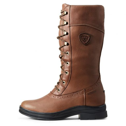 Ariat Ladies Wythburn H20 - Brick