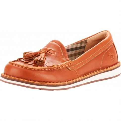 Ariat Ladies Tassel Cruiser - Honeycomb