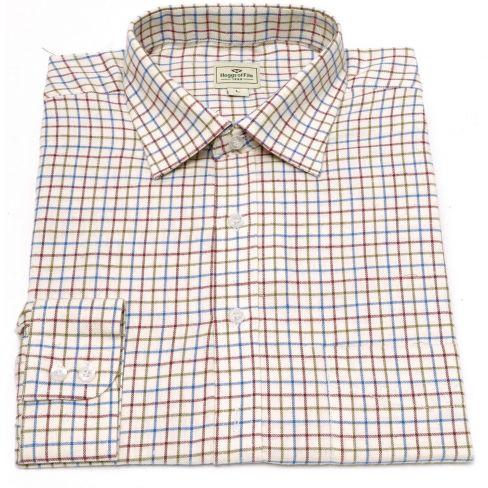 Hoggs of Fife Tattersall Shirt