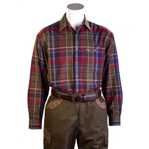 Bonart Dunvegan Fleece Lined Shirt