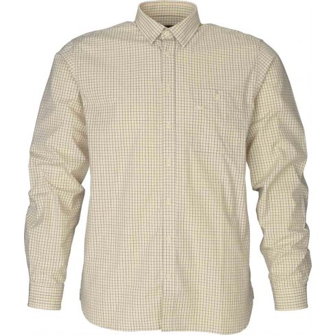 Warwick shirt  Soil brown check