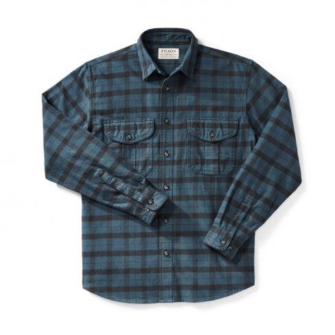 Filson Alaskan Guide Shirt Midnight/Black