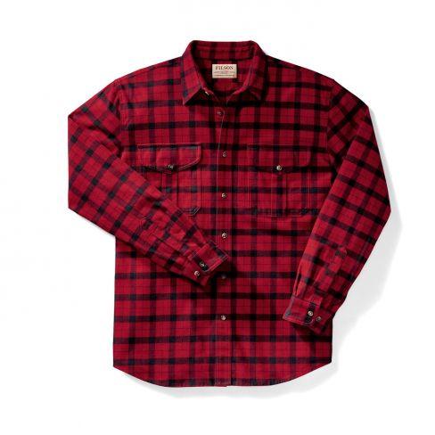 Filson Alaskan Guide Shirt Red/Black