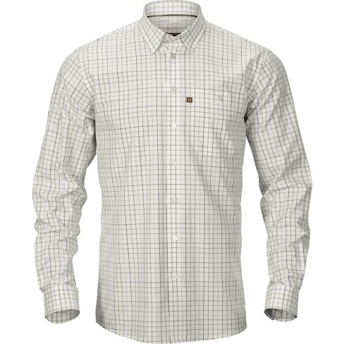 Harkila Retrieve Shirt Olive Check