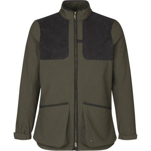 Seeland Skeet Softshell Jacket - Pine Green
