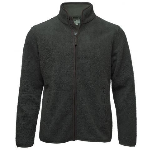 Hoggs of Fife Cambridge Tufted Fleece Jacket