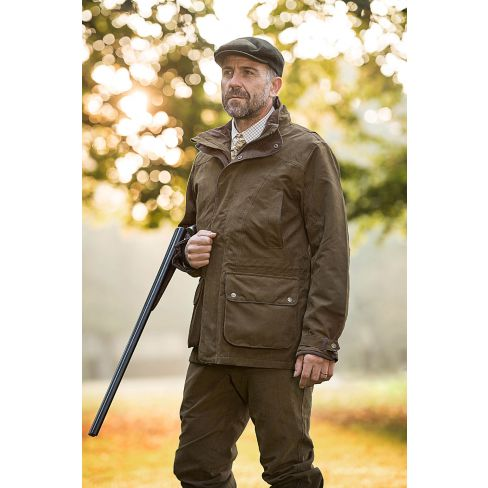 Baleno Derby Waterproof Jacket - Green