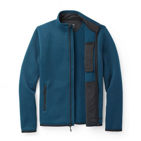 Filson Ridgeway Fleece Jacket - Mallard Teal