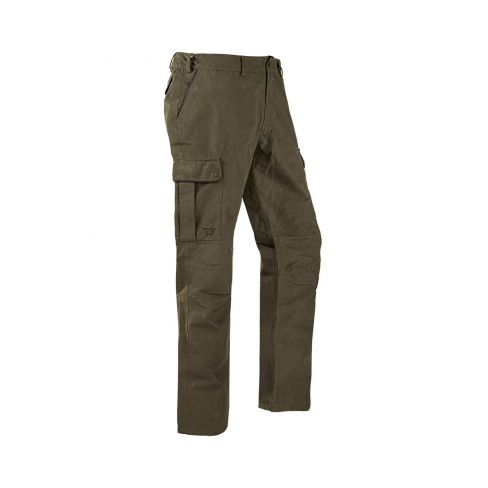 Baleno Trousers - Derby Green
