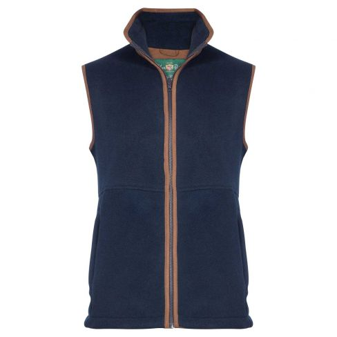 Aylsham Men's Shooting Gilet Navy