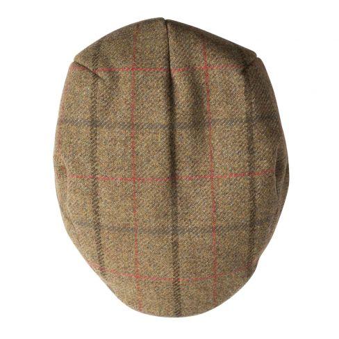 Balmoral Classic Tweed Cap Brown/Blue