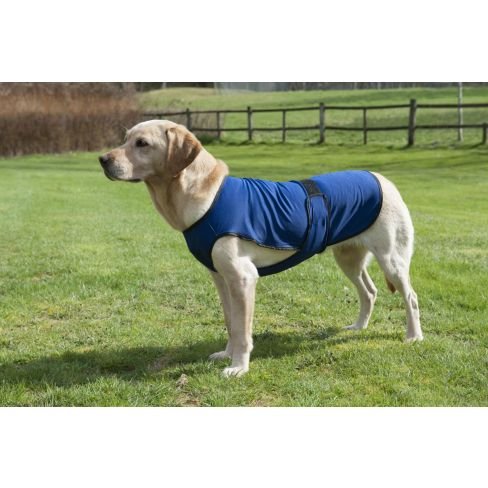 Cooling Coat Blue