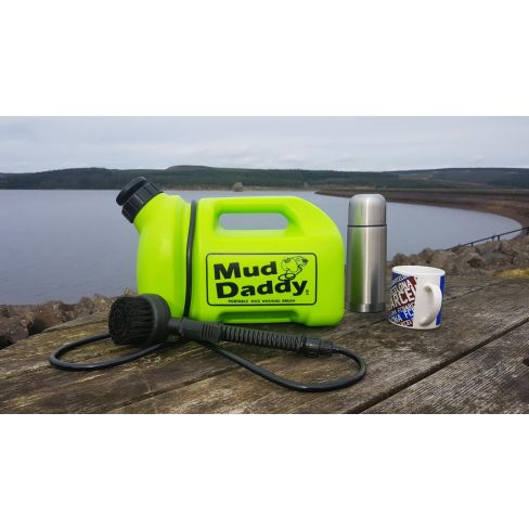 Mud Daddy 5L Portable Washing brush
