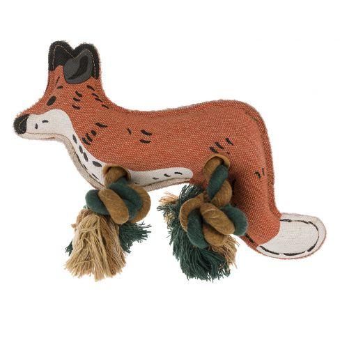 Fox Throw Toy