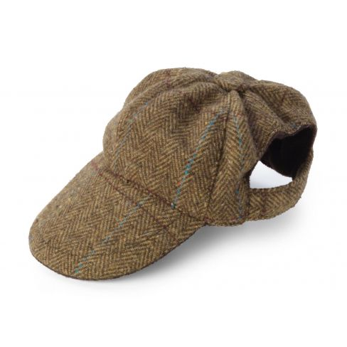 Dog Country Tweed Cap