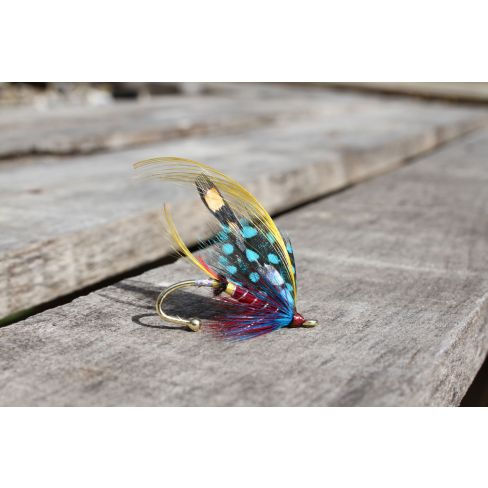 Fishing Flies Brooches Small-Standard