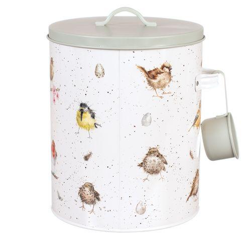 Feed the Birds Tin