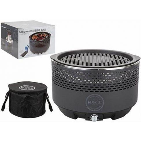 Alfresco Smokeless BBQ Grill - Slate Grey