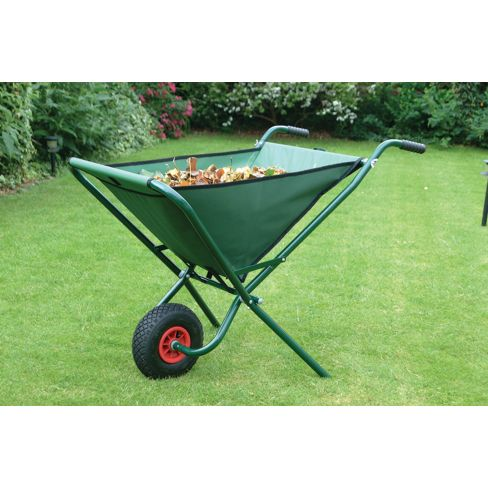 Solid Wheel Folding barrow