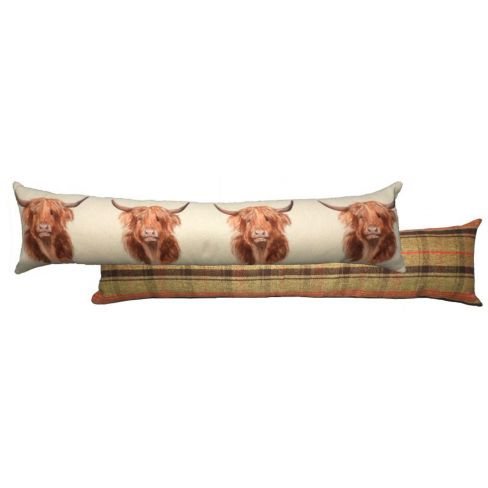 Draught Excluder Highland Cow