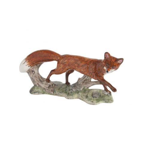 Wily Fox - Ceramic Figurine