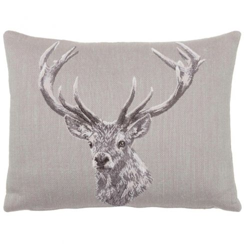 Stag - Tapestry Cushion - 33 x 46