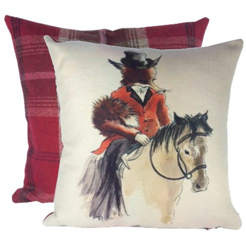 Lady Fox Cushion