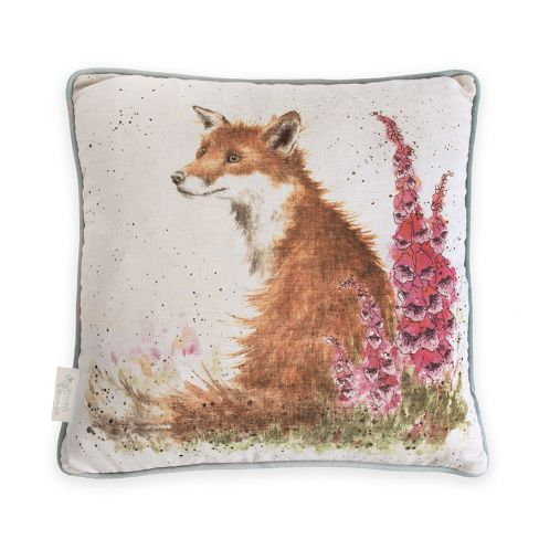 Stunning Hannah Dale Designed Cushion - Fox
