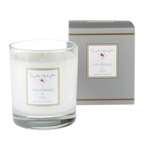 Strawberries & Fizz Candle
