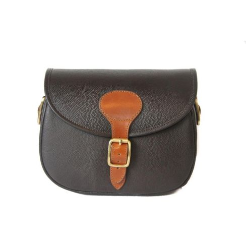 Donnington Leather Cartridge Bag