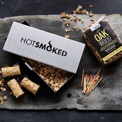 Hot Wood Smoke In Box - Mini Starter Kit