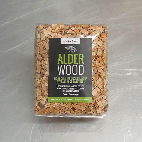 Alder Wood Chips