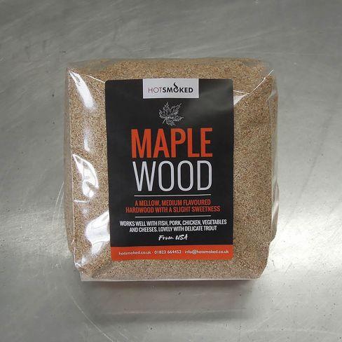 Maple Wood Dust