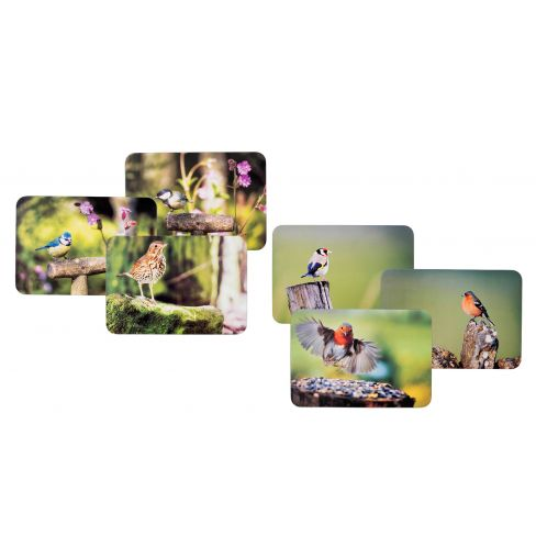 Garden Birds Table Mats