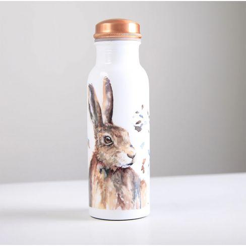 Hare Copper Water Bottle 750ml